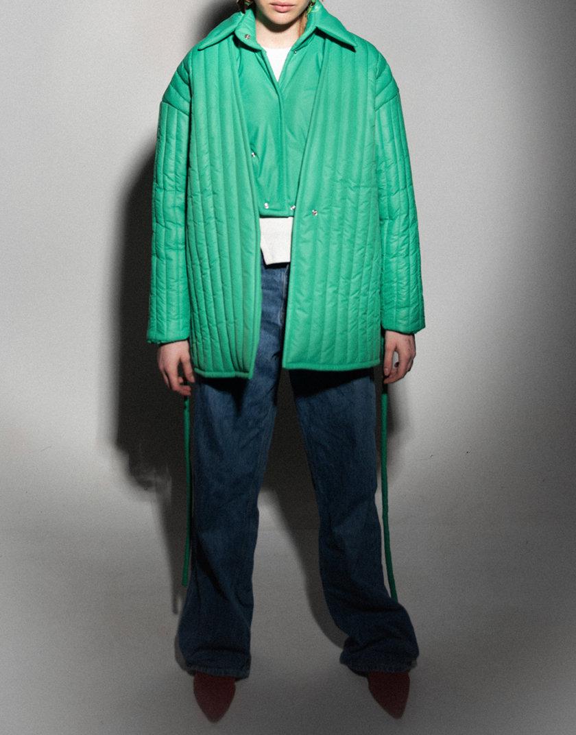 Стеганая фуфайка SHP_SHP-kufaika-green, фото 1 - в интернет магазине KAPSULA