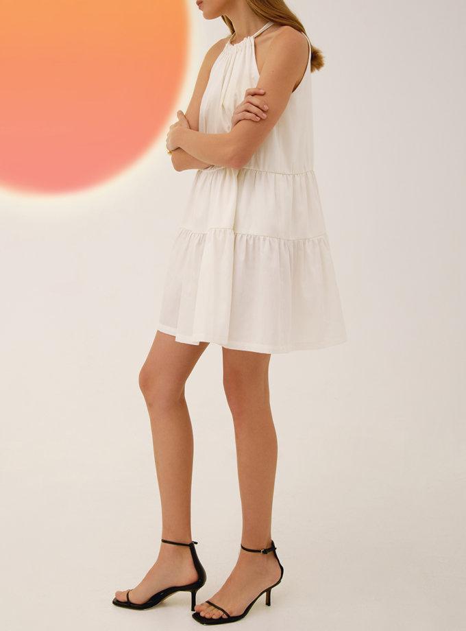 Платье свободного кроя LAB_0001, фото 1 - в интернет магазине KAPSULA