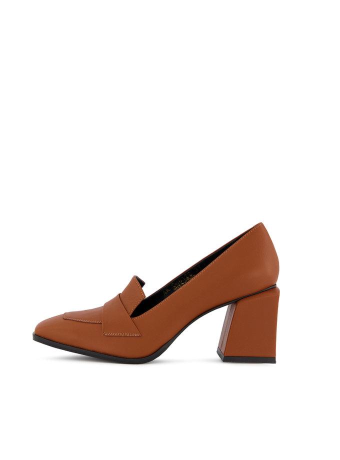 Кожаные туфли Agatha MRSL_066122-1, фото 1 - в интернет магазине KAPSULA