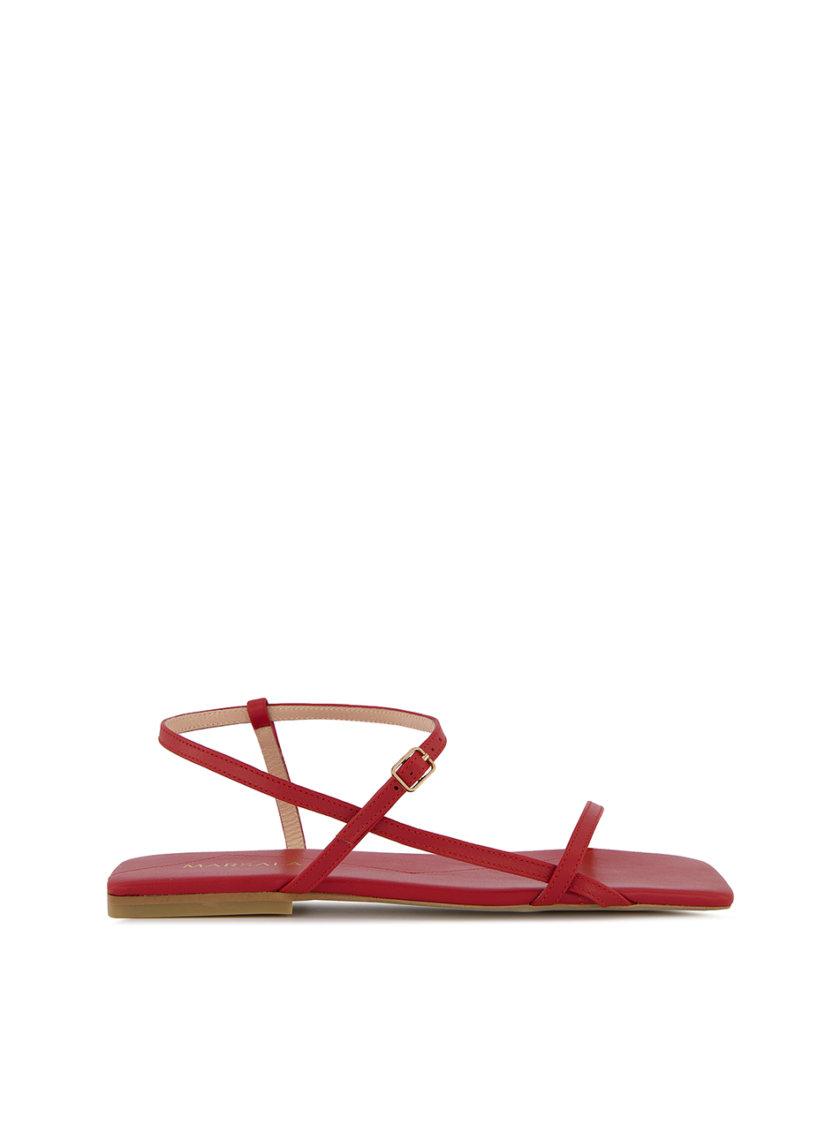 Кожаные сандалии Emmy MRSL_170021, фото 1 - в интернет магазине KAPSULA