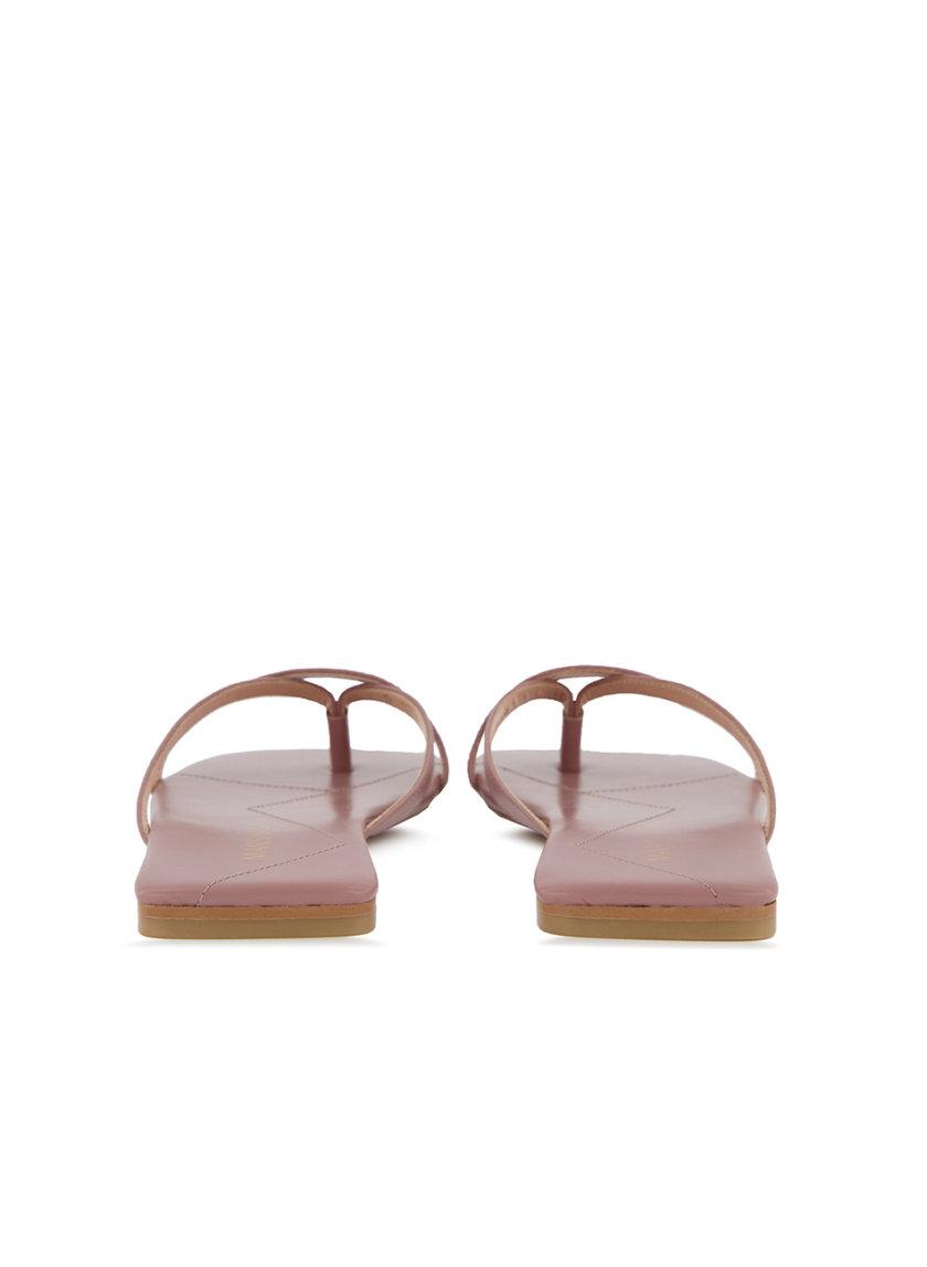 Кожаные слайдеры Ashley MRSL_170131, фото 1 - в интернет магазине KAPSULA