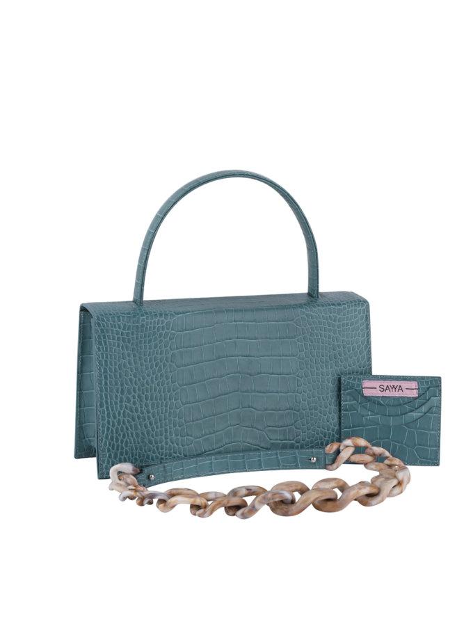 Кожаная сумка «MOLLY» SAYYA_SS1163, фото 1 - в интернет магазине KAPSULA