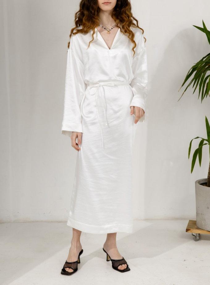 Платье миди VONA & LANA VONA_SS-21-38, фото 1 - в интернет магазине KAPSULA