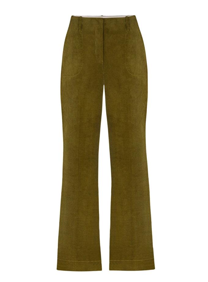 Вельветовые брюки SAYYA_SS1134, фото 1 - в интернет магазине KAPSULA
