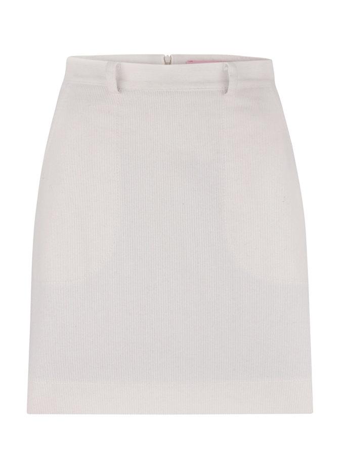 Вельветовая юбка мини SAYYA_SS1135-2, фото 1 - в интернет магазине KAPSULA