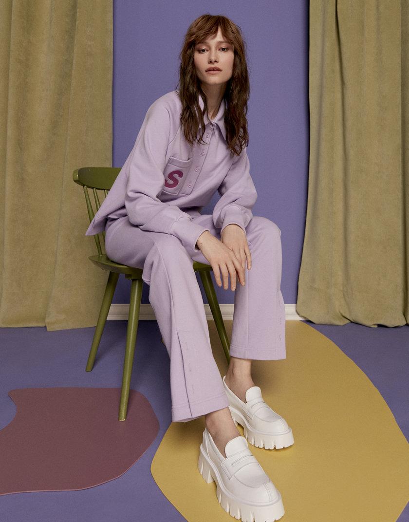 Спортивные брюки с разрезами SAYYA_SS1141-1, фото 1 - в интернет магазине KAPSULA
