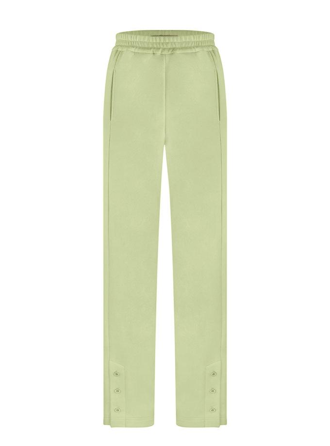 Спортивные брюки с разрезами SAYYA_SS1141-2, фото 1 - в интернет магазине KAPSULA