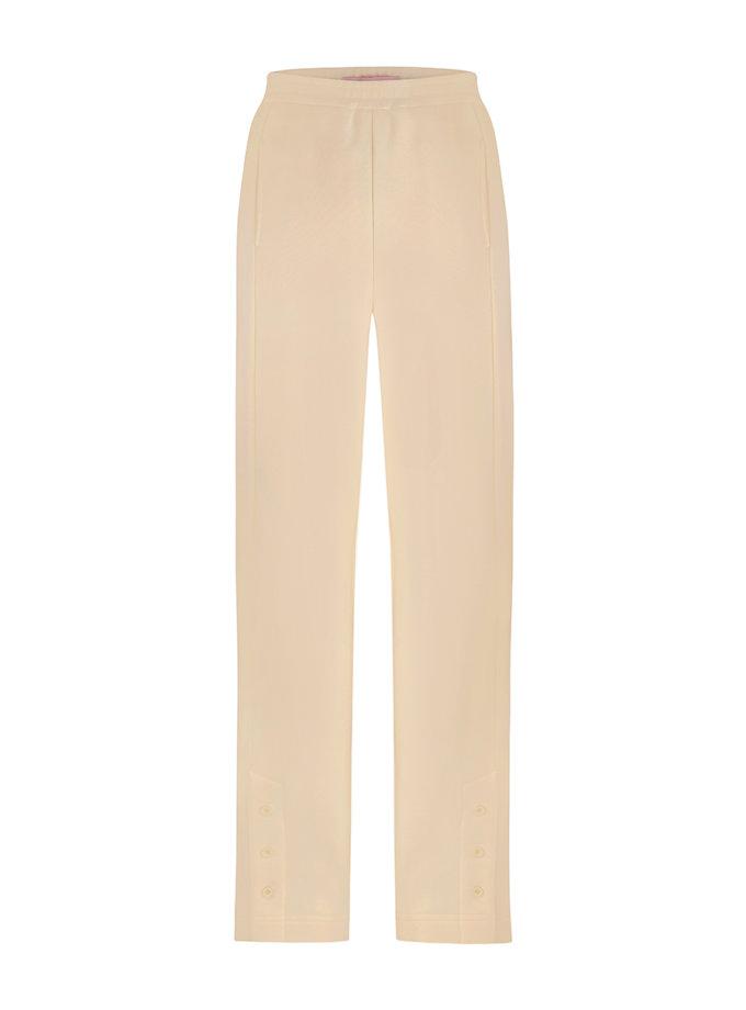 Спортивные брюки с разрезами SAYYA_SS1141-3, фото 1 - в интернет магазине KAPSULA