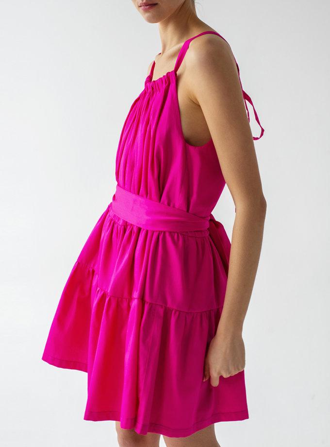 Платье свободного кроя LAB_000113, фото 1 - в интернет магазине KAPSULA