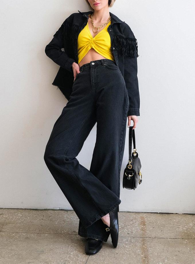 Кожаные лоферы Ruth ED_RUT_01, фото 1 - в интернет магазине KAPSULA