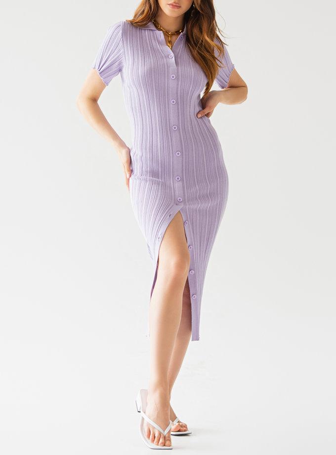Хлопковое платье-поло ZOYA JDW_J.D.2546, фото 1 - в интернет магазине KAPSULA