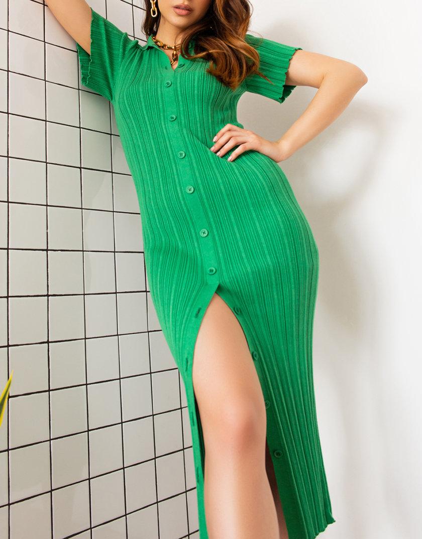 Хлопковое платье-поло ZOYA JDW_J.D.2547, фото 1 - в интернет магазине KAPSULA