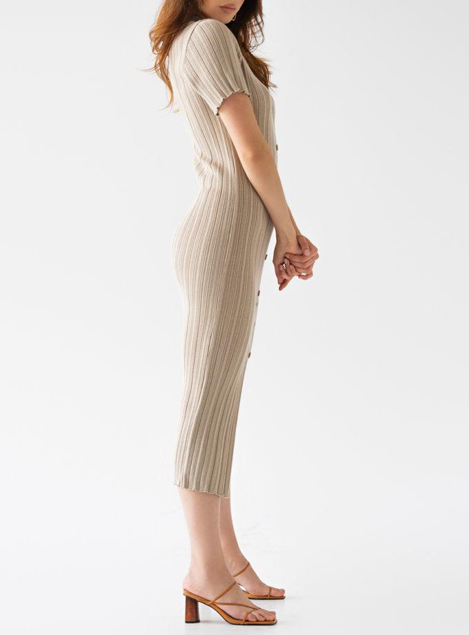 Хлопковое платье-поло ZOYA JDW_J.D.2548, фото 1 - в интернет магазине KAPSULA