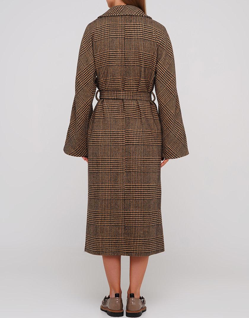 Двубортное пальто-халат AY_3156, фото 1 - в интернет магазине KAPSULA