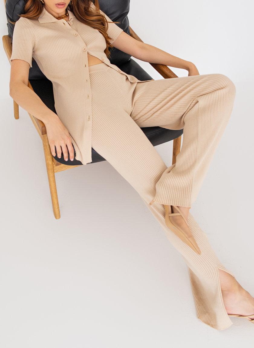 Хлопковый костюм NOBU JDW_J.D.2552, фото 1 - в интернет магазине KAPSULA