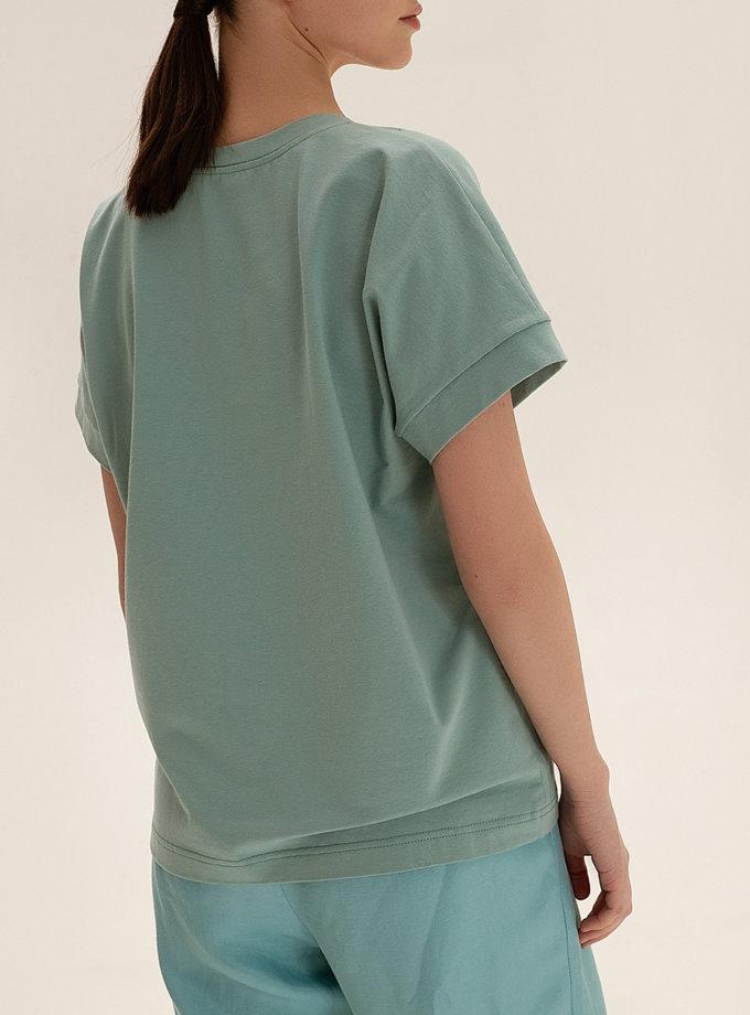 Хлопковая футболка WNDR_ss21_tbi_02, фото 1 - в интернет магазине KAPSULA