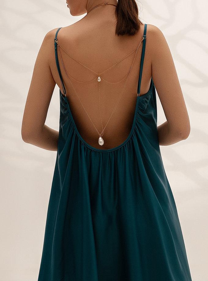 Сарафан с открытой спиной WNDR_ss21_vem_01, фото 1 - в интернет магазине KAPSULA