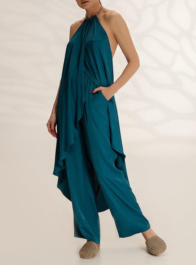 Легкие брюки на резинке WNDR_ ss21_vem_04, фото 1 - в интернет магазине KAPSULA