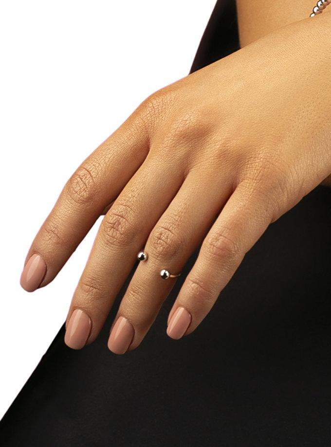 Кольцо из красного золота DUD_01911_01_0, фото 1 - в интернет магазине KAPSULA