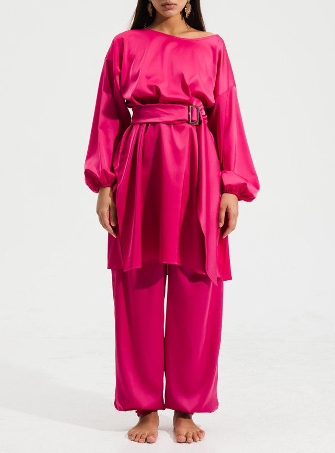 Штаны с манжетом RVR_RESS21-2026FU, фото 1 - в интернет магазине KAPSULA