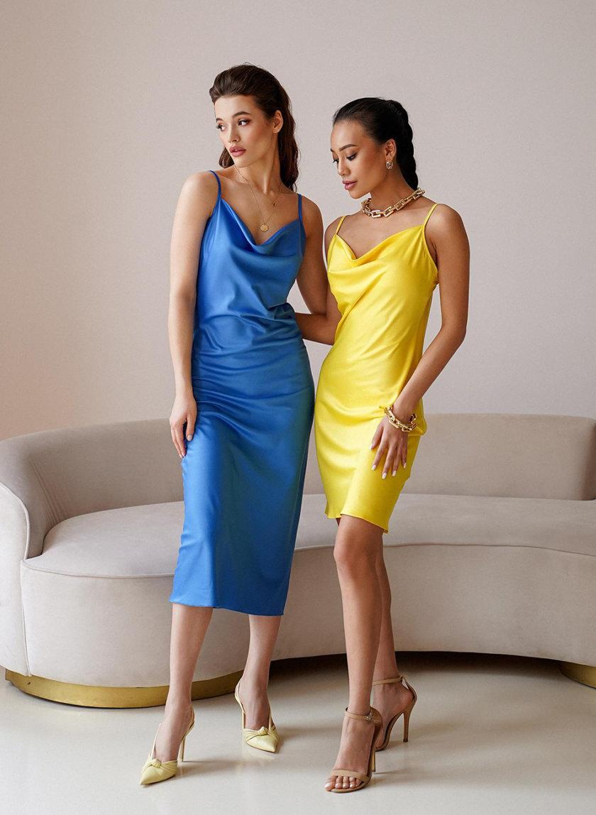 Платье миди Eva MC_MY1220, фото 1 - в интернет магазине KAPSULA