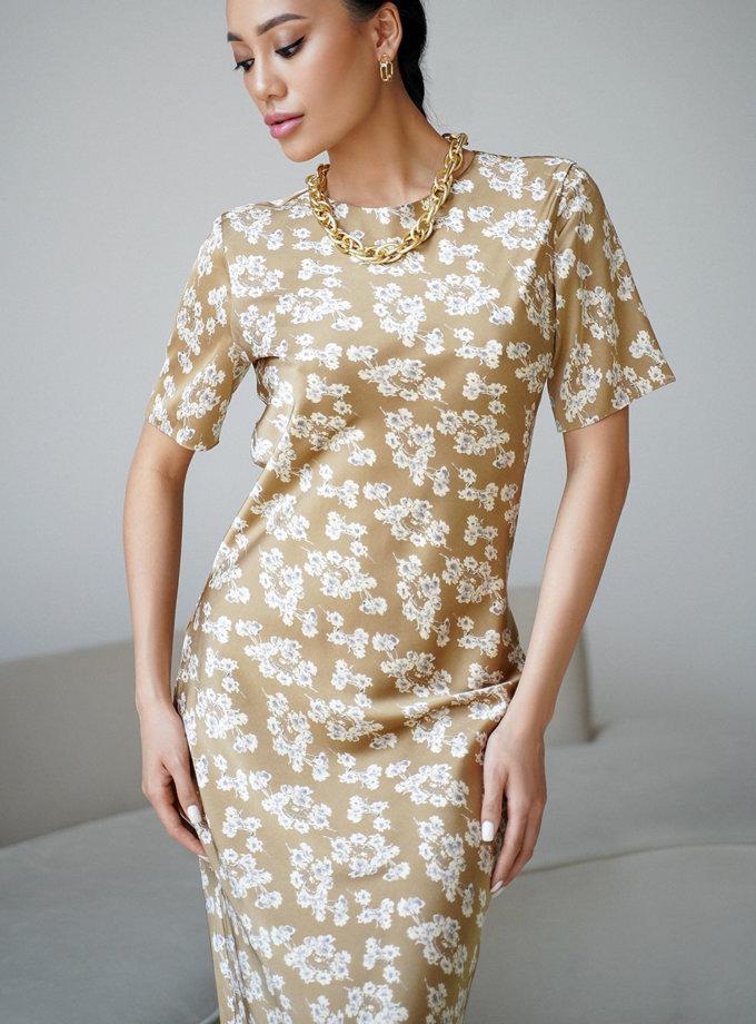 Платье миди Audrey MC_MY6421-1, фото 1 - в интернет магазине KAPSULA