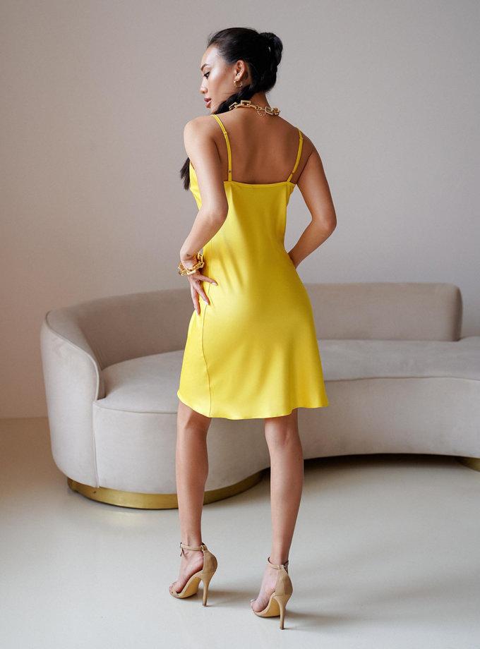 Платье мини Eva MC_MY6621, фото 1 - в интернет магазине KAPSULA