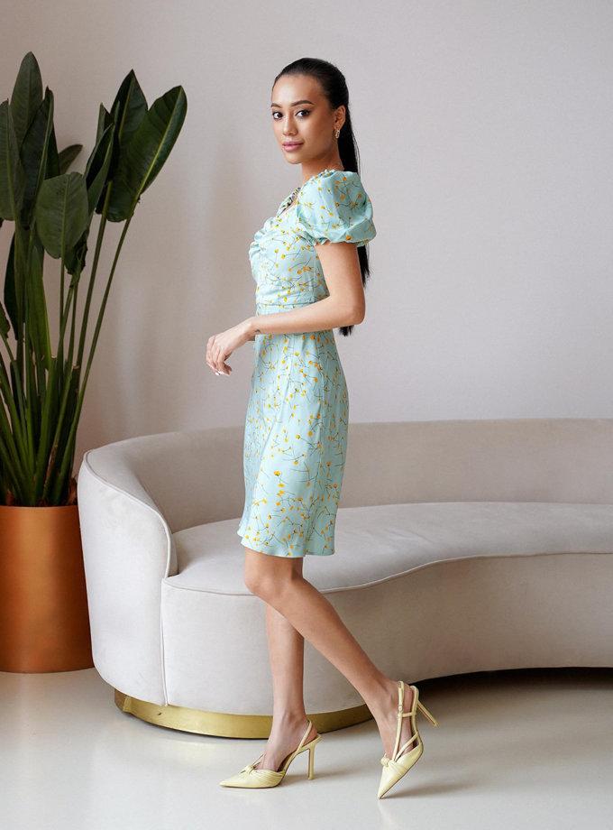 Платье мини Rebecca MC_MY6721-3, фото 1 - в интернет магазине KAPSULA