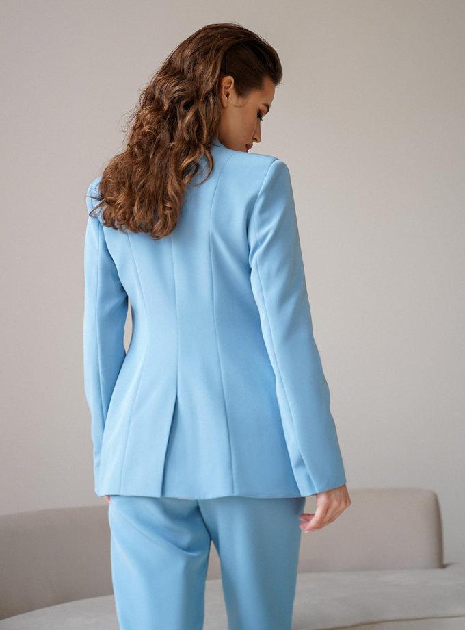 Брючный костюм Alba MC_MY6821-1, фото 1 - в интернет магазине KAPSULA