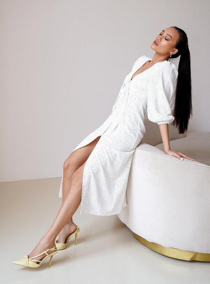 Платье миди Marry MC_MY7021, фото 1 - в интернет магазине KAPSULA