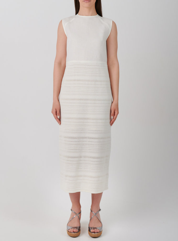 Сукня з прошвою KLNA_Proshva, фото 1 - в интернет магазине KAPSULA