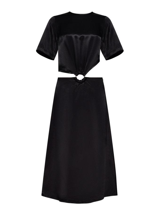 Сукня-трансформер зі знімним кільцем FORMA_SS21-13, фото 1 - в интернет магазине KAPSULA