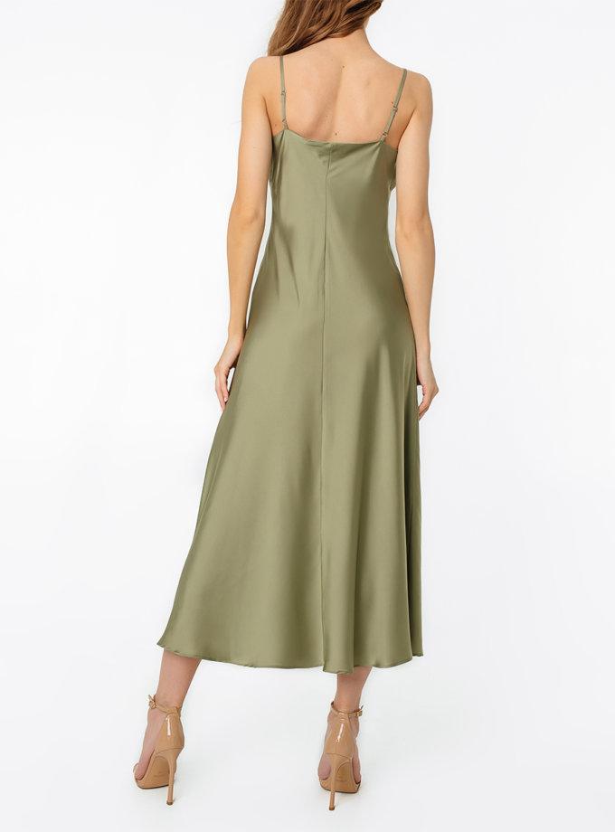 Платье-комбинация миди MGN_1713OV, фото 1 - в интернет магазине KAPSULA