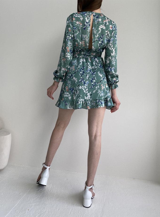 Платье мини Azalea ED_o_PLAZL-05, фото 1 - в интернет магазине KAPSULA