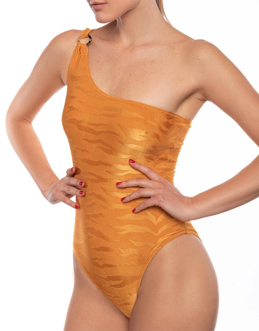 Цельный купальник Amber на одно плечо DONT_A1801, фото 1 - в интернет магазине KAPSULA
