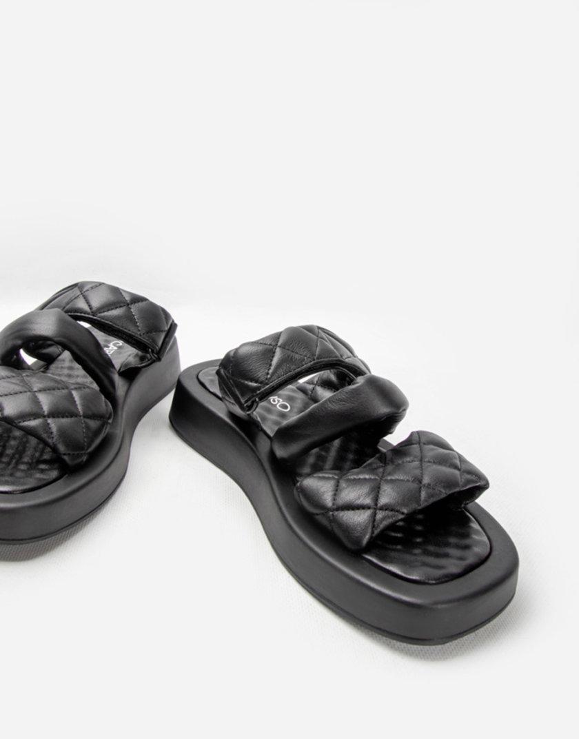 Кожаные шлепанцы Luana CRS_21-00491, фото 1 - в интернет магазине KAPSULA