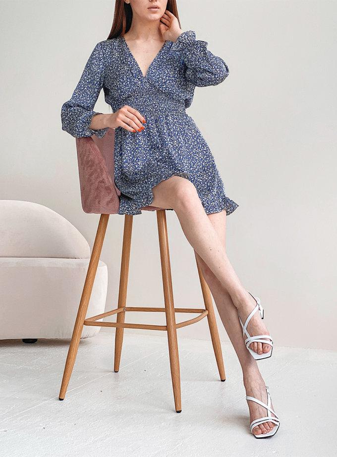 Платье мини Azalea ED_o_PLAZL-04, фото 1 - в интернет магазине KAPSULA