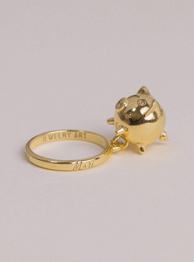 Серебряное кольцо MiliPi yellow MJA_18713, фото 1 - в интернет магазине KAPSULA