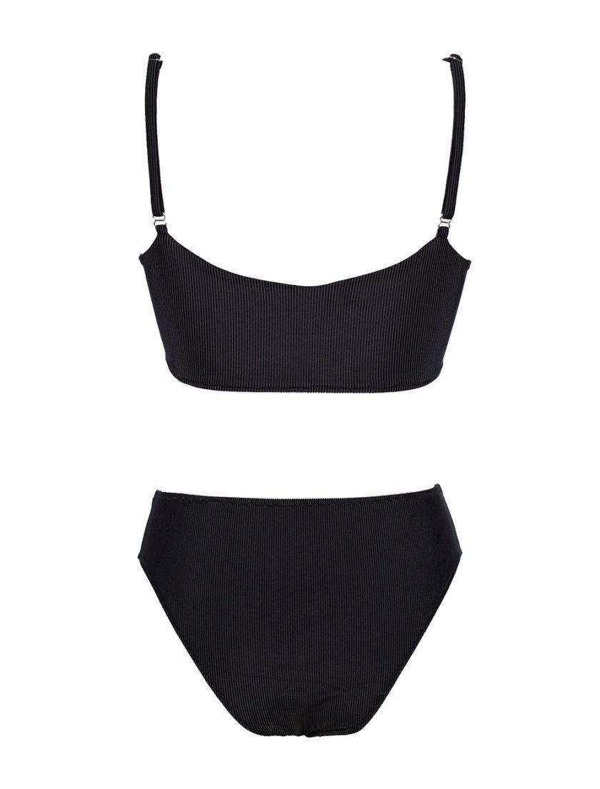 Раздельный купальник Keisha Black DONT_A1804, фото 1 - в интернет магазине KAPSULA