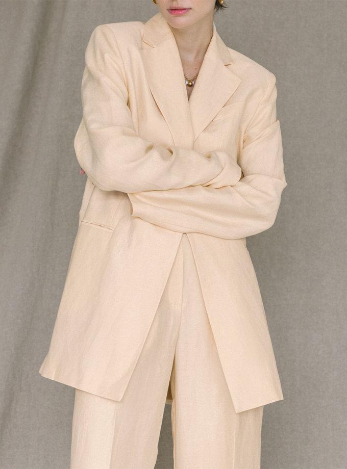 Жакет прямого кроя SHKO_21006003, фото 1 - в интернет магазине KAPSULA