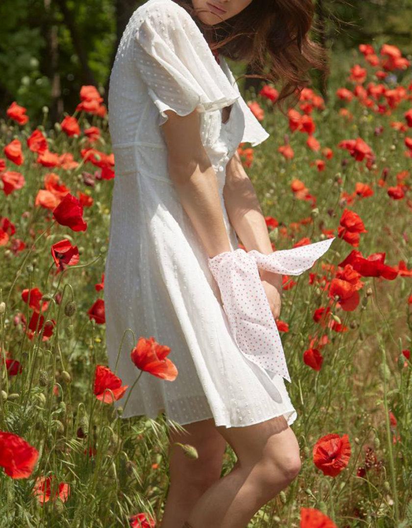 Хлопковое платье на пуговичках BETH_BD_SS21_14, фото 1 - в интернет магазине KAPSULA