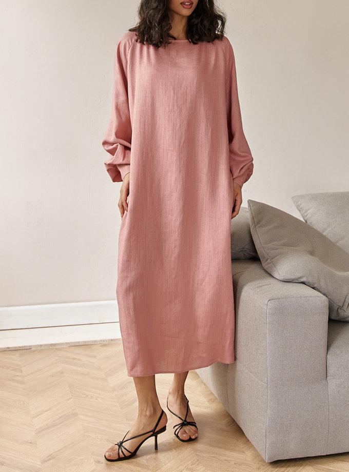 Платье свободного силуэта NVL_SS2021_4, фото 1 - в интернет магазине KAPSULA
