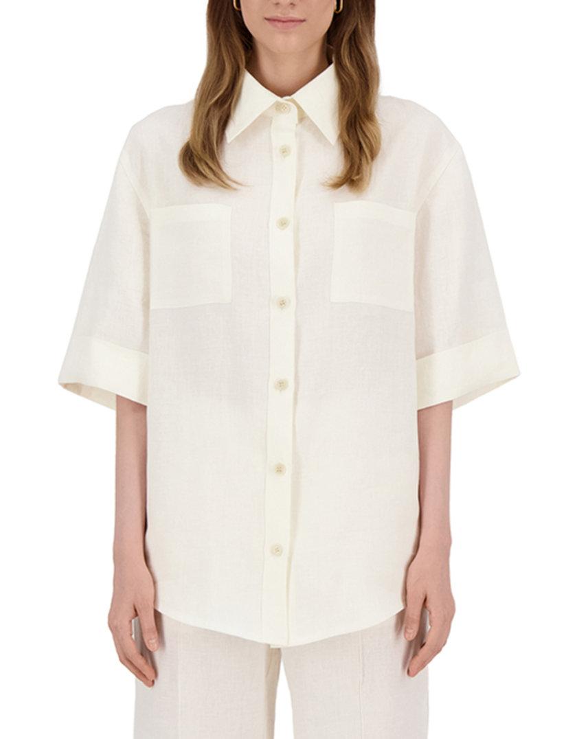 Льняная рубашка и брюки LP_LP21SM-2, фото 1 - в интернет магазине KAPSULA