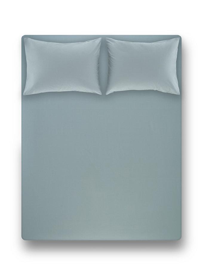 Простынь на резинке с наволочками Laura Green PN_svt-2000022277945, фото 1 - в интернет магазине KAPSULA