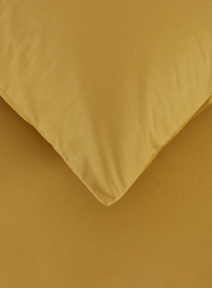 Простынь на резинке с наволочками Laura Moss Green PN_svt-2000022278294, фото 1 - в интернет магазине KAPSULA