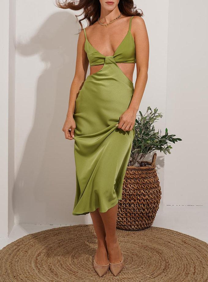 Платье миди Lima MC_MY7621, фото 1 - в интернет магазине KAPSULA