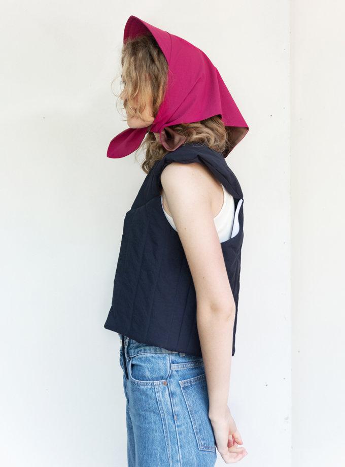 Косинка з козирком SHP-kerchief, фото 1 - в интернет магазине KAPSULA