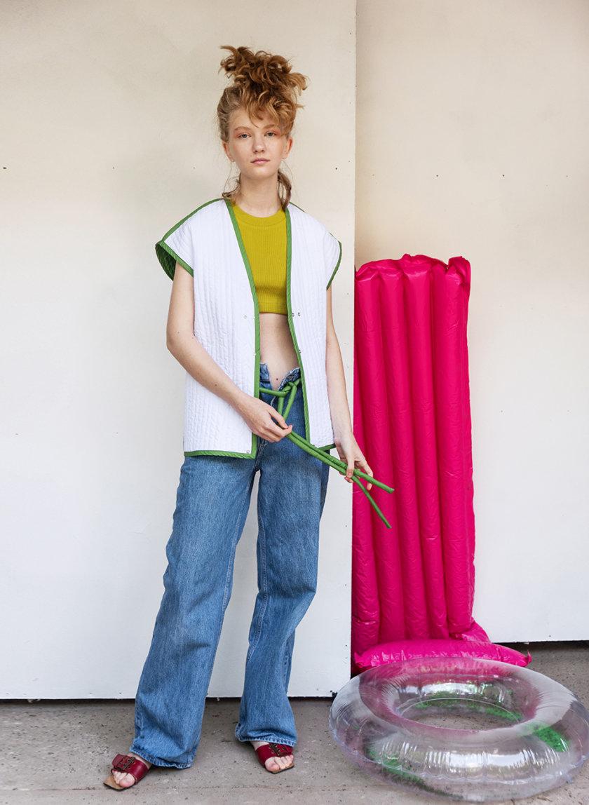 Куртка-трансформер SHP_summer-coat, фото 1 - в интернет магазине KAPSULA