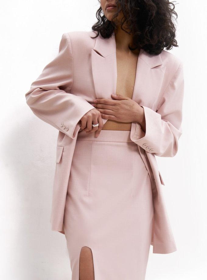 Жакет с вырезом на спине TOTE_BS-S01-jacket-kapsula, фото 1 - в интернет магазине KAPSULA