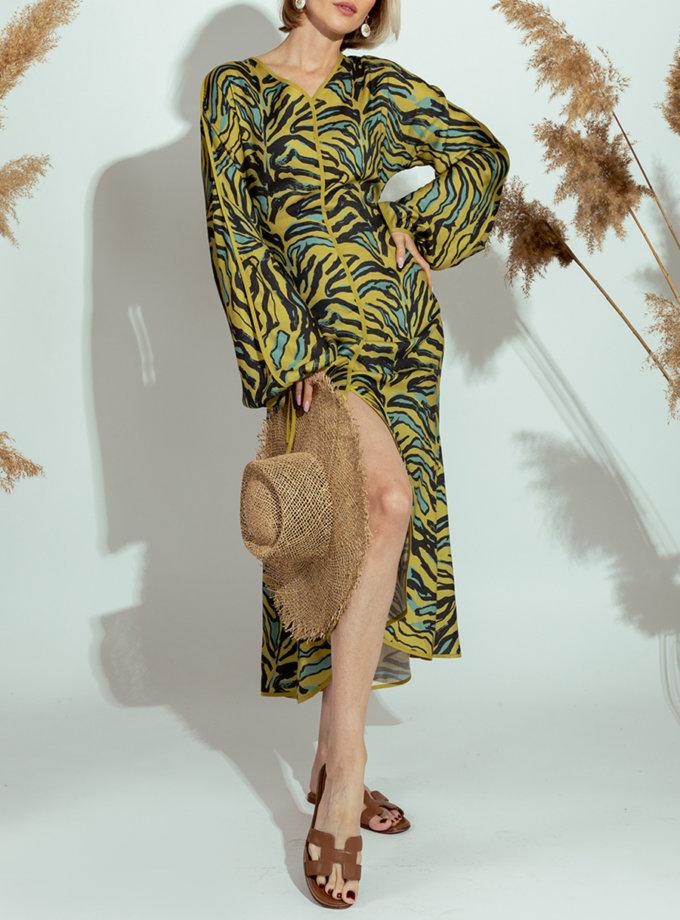 Платье свободного кроя MMT_022, фото 1 - в интернет магазине KAPSULA